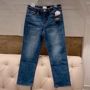 NWT William Rast So Cheeky High Rise Denim Jeans